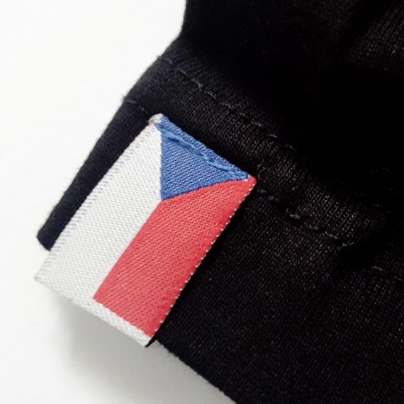 vlajka cerna