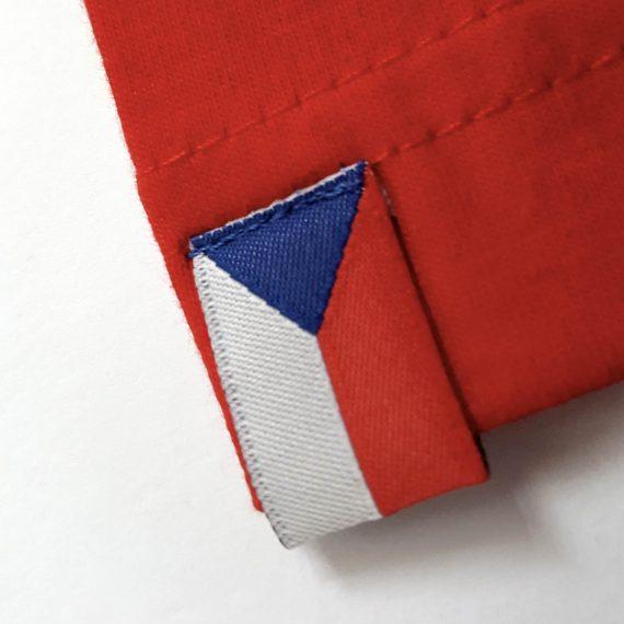 vlajka cervená