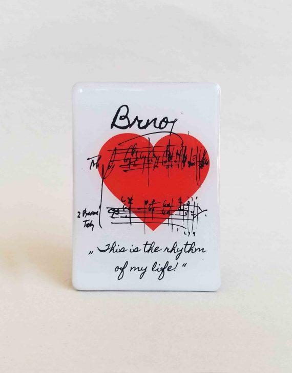 magnet srdce 2