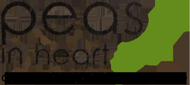 peas in heart