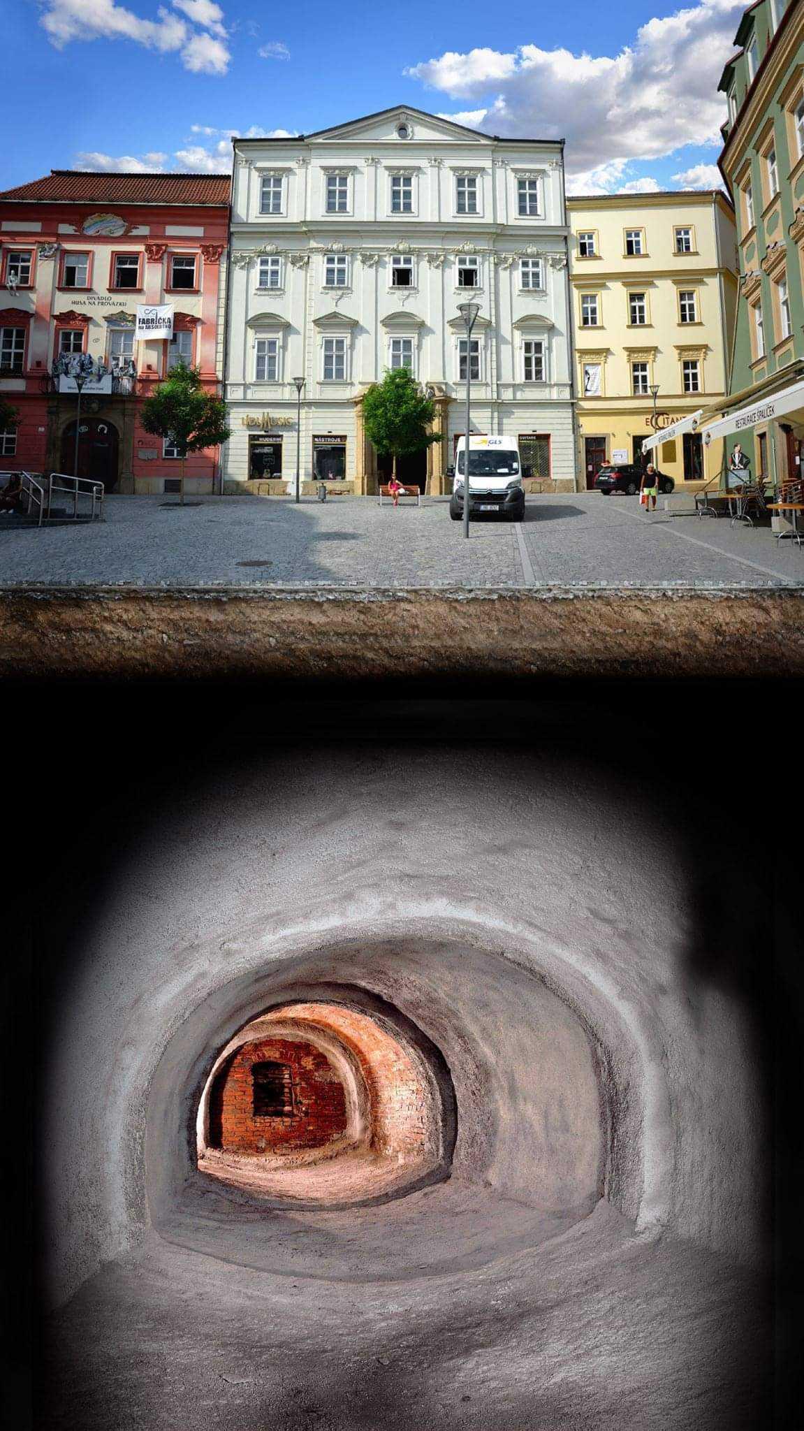 Brněnske podzemí